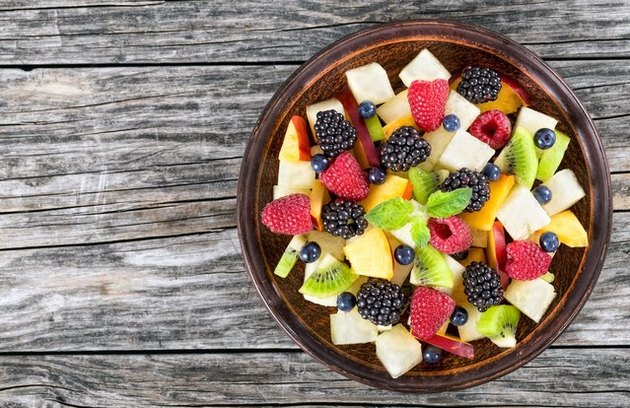 Gingery Fruit Salad recipe