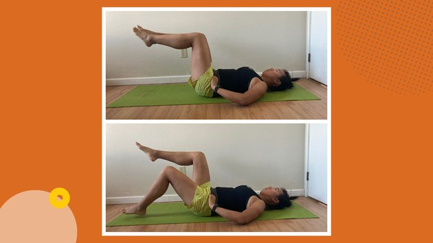 Move 4: Supine March