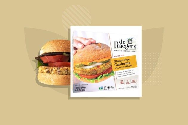Dr. Praeger's Gluten Free California Veggie Burger