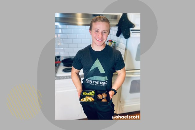 Shae Scott, personal trainer and founder of Free the Mind