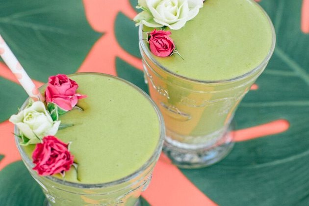 tone it up matcha pineapple smoothie
