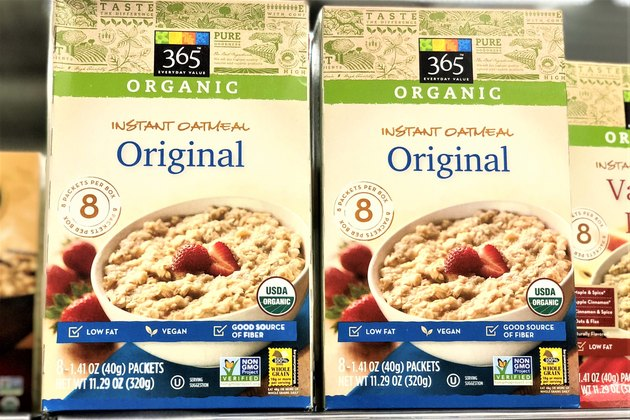 365 Everyday Value Organic Instant Oatmeal