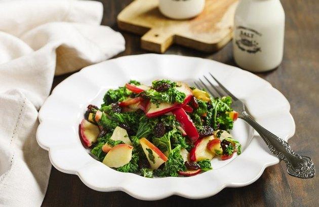 Crunchy Kale Salad