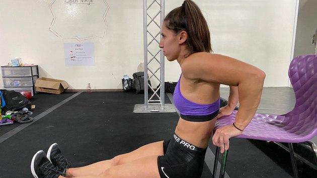 Move 1: Triceps Dip