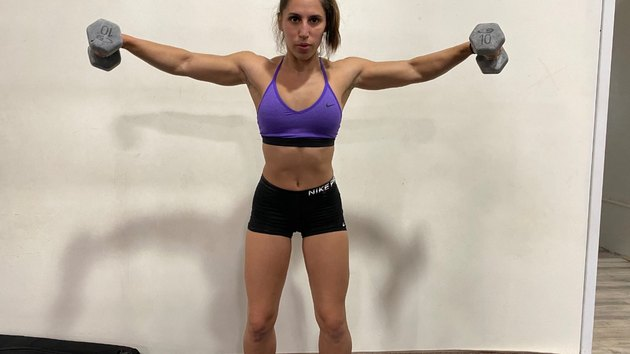 Move 4: Lateral Raise