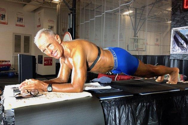 george hood planking