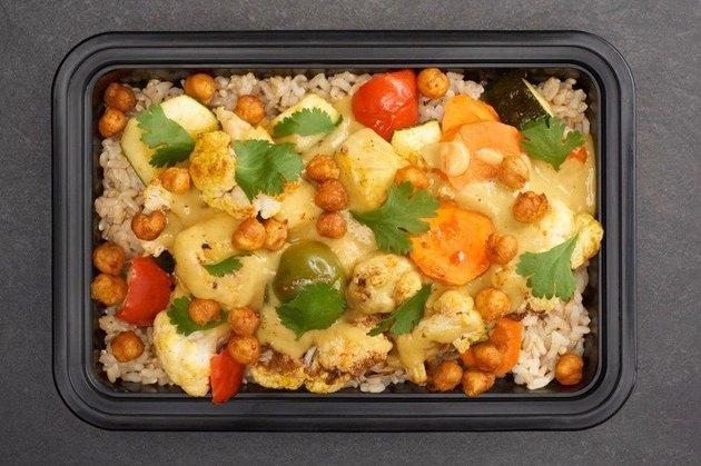 Eat Clean Bro vegetarian Thai curry stew