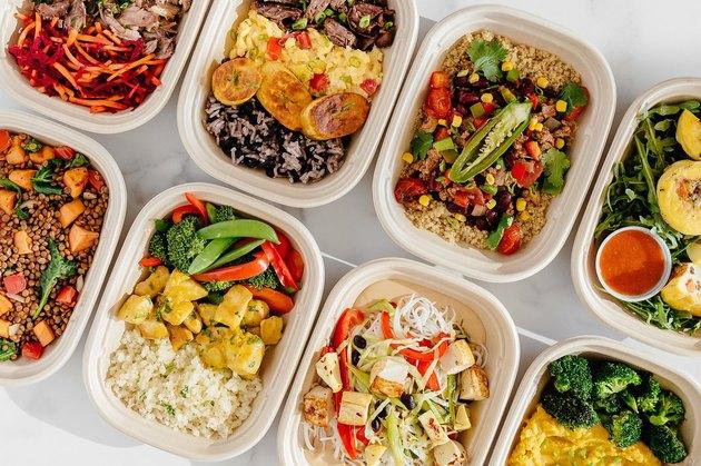 Territory Foods meals