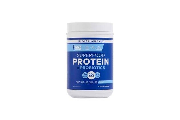 Health Warrior pumpkin protein powder