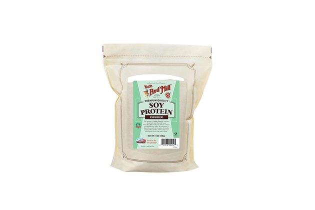 vegan protein powder soy protein