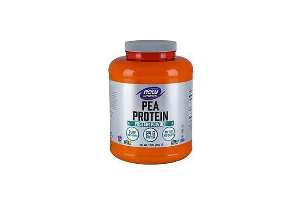 Now Foods pea protein powder