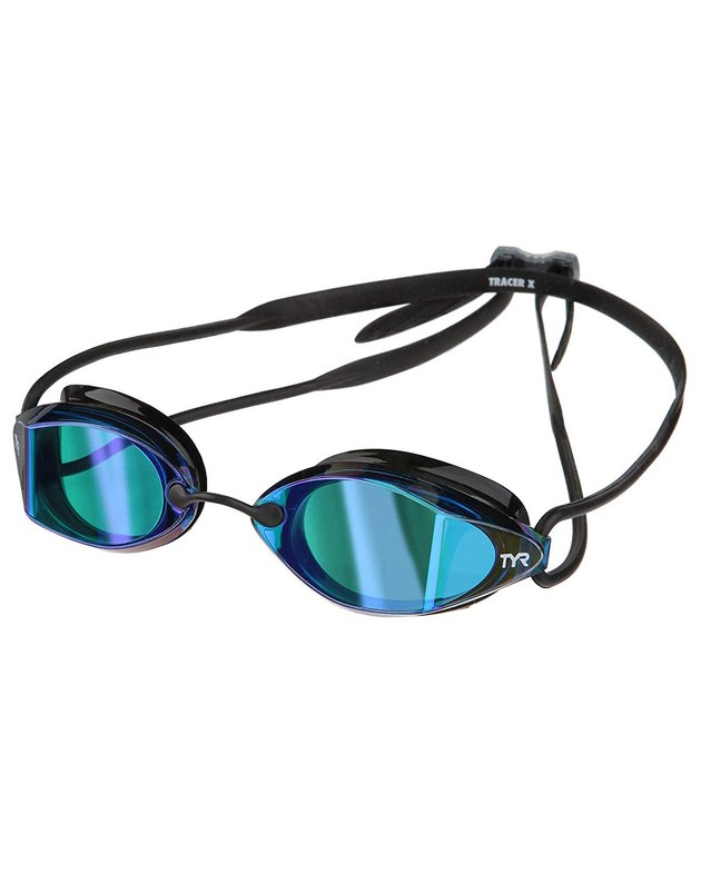 Tracer-X Racing Mirrored Goggles by TYR
