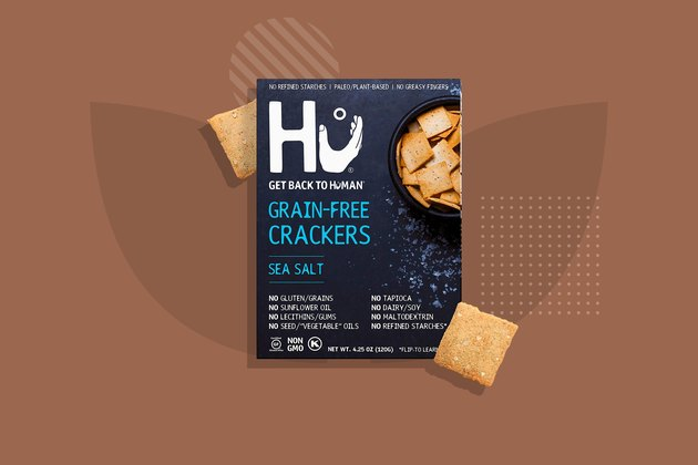 Hu Grain-Free Crackers