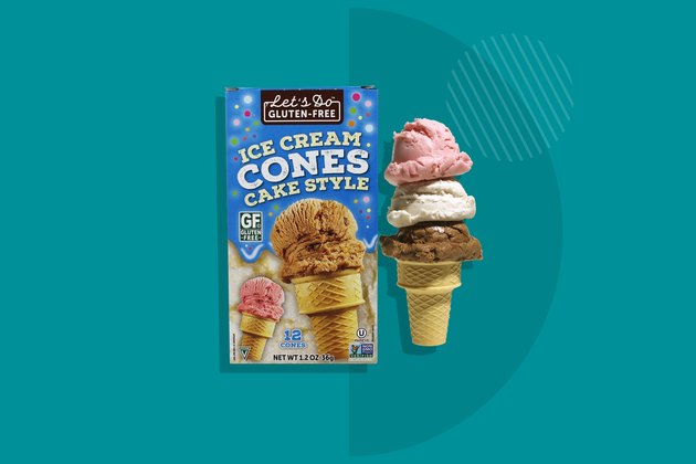 Let's Do Gluten-Free Ice Cream Cones