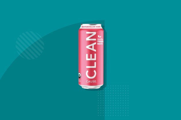 Clean cause Sparkling Tea