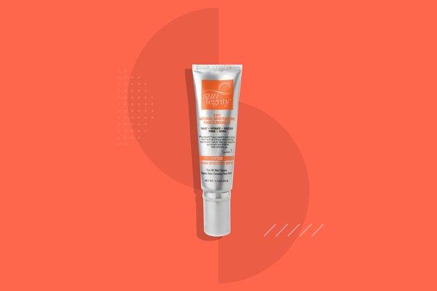 Suntegrity 5 in 1 Natural Moisturizing Tinted Face Sunscreen SPF 30