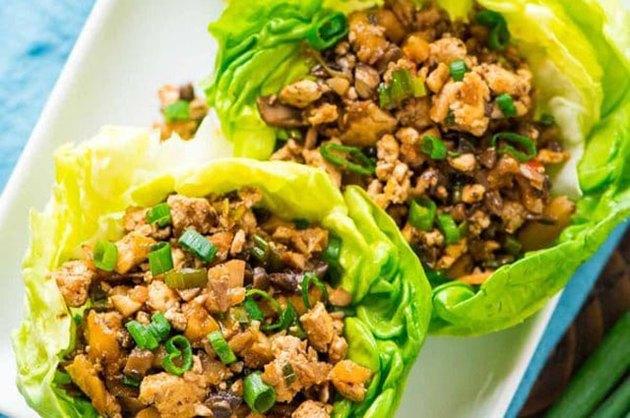 PF Chang's Vegetarian Lettuce Wraps recipe