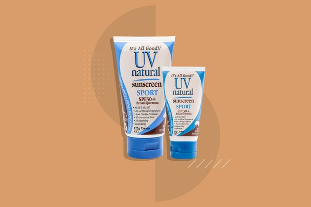 UV Natural Sport Sunscreen SPF 30+
