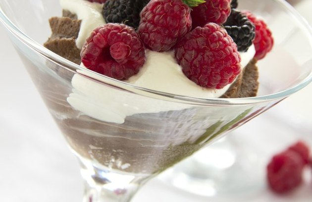 easy-to-follow chocolate frozen yogurt recipe