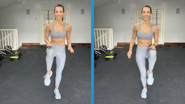5. High Knees