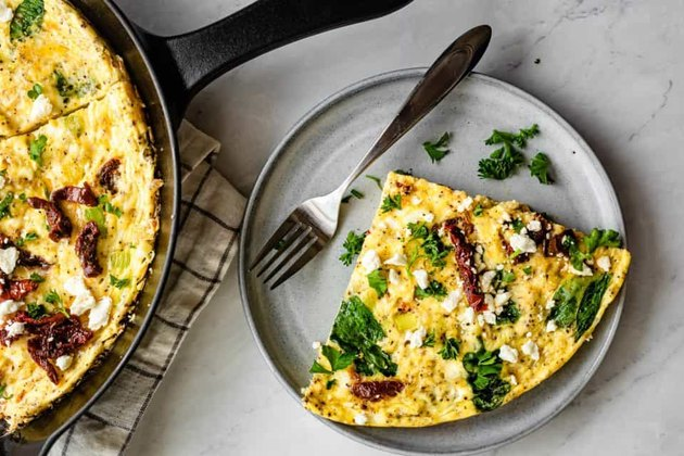 Mediterranean Frittata recipes