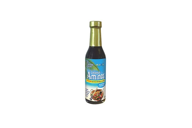 Coconut Secret coconut aminos gluten-free soy sauce alternative