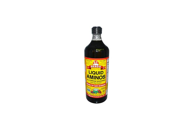Bragg liquid aminos gluten free soy sauce alternative