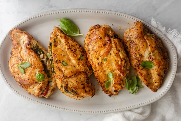 baked spiced chicken breast