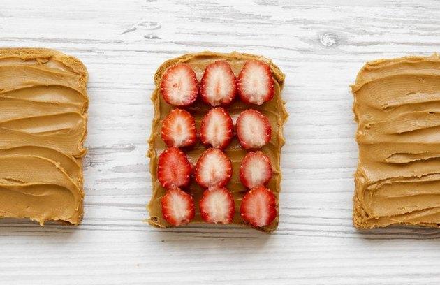 The Berry Sesame Toast strawberry breakfast recipes