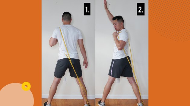 Move 5: Band-Assisted Rotate and Reach