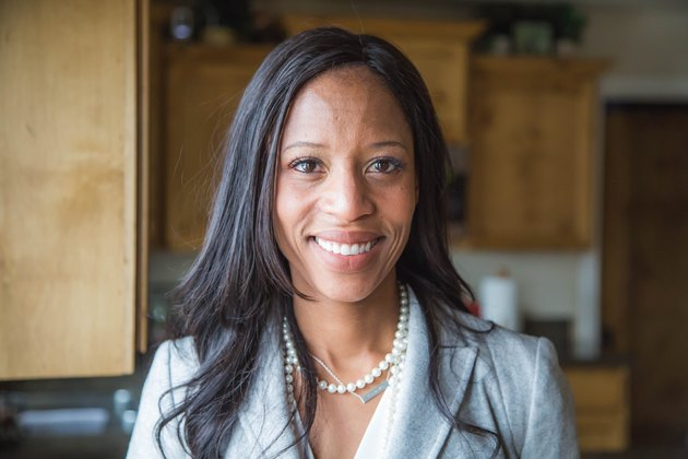 Congresswoman Mia Love in Salt Lake City, Utah