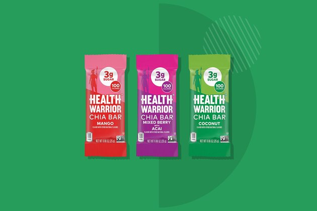Health Warrior 100-Calorie Chia Bars