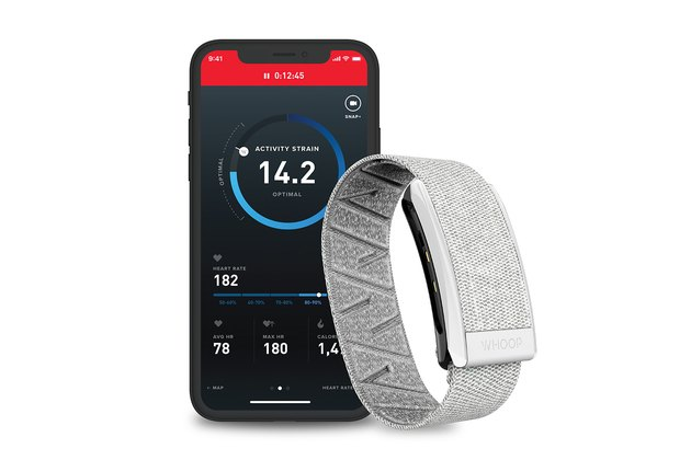 WHOOP Fitness Tracker for Runners