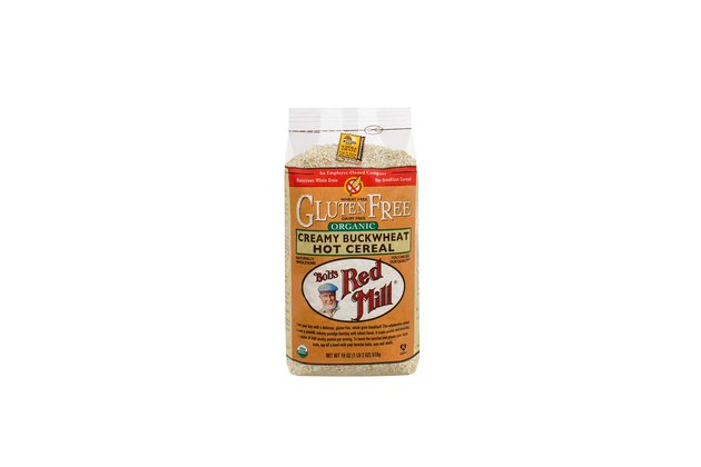 Bag of Bob's Red Mill Gluten-Free Creamy Buckwheat Breakfast cereal