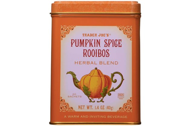 Trader Joe's Pumpkin Spice Rooibos Tea