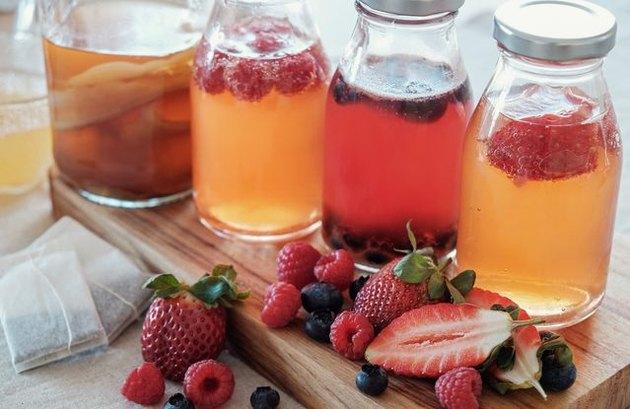 Kombucha probiotic recipe