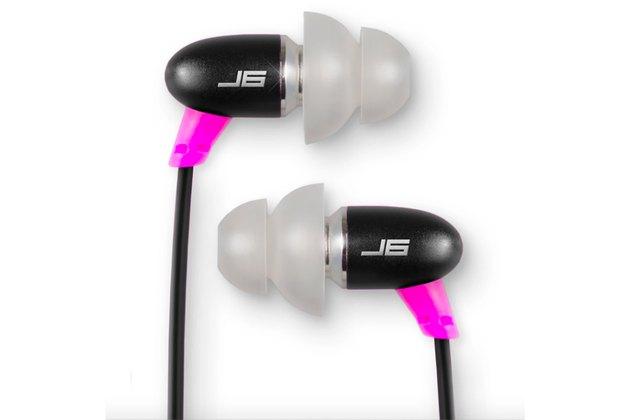 JLab Audio J6 Petite Metal Earbuds