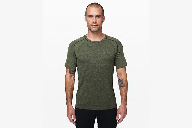 lulemon Metal Vent Tech Short Sleeve Running Shirt