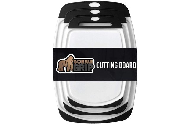 Gorilla Grip Original Reversible Cutting Boards