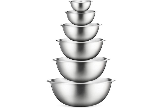 FINEDINE Premium Stainless Steel Mixing Bowls