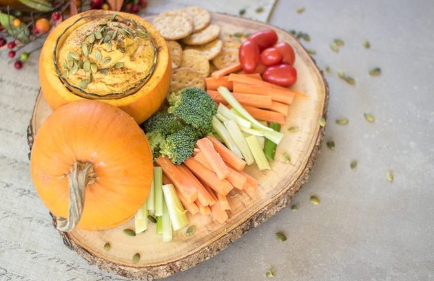 Pumpkin Hummus pumpkin seed recipes