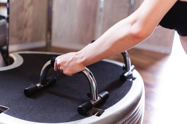 Fitness Vibration Plate Dangers Livestrong Com