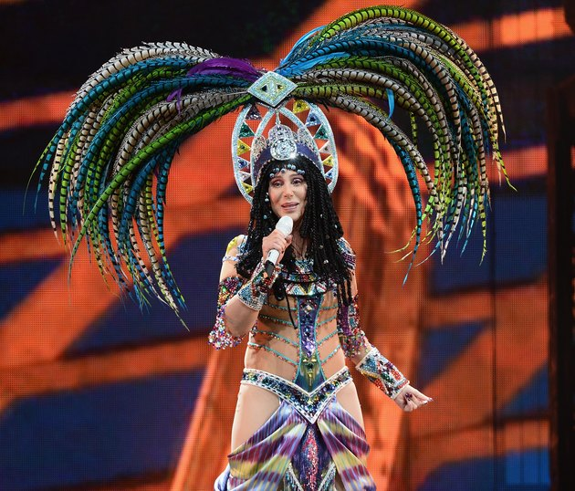 Cher In Concert - Brooklyn, NY