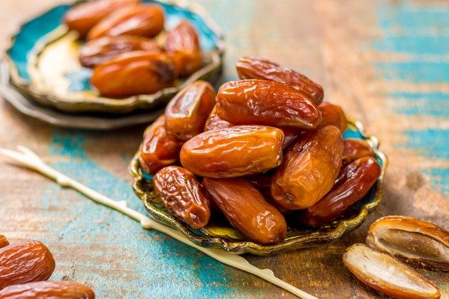 Raw Organic Medjool Dates Ready to Eat