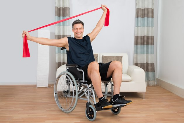 Cardio Exercise for People Who Do Not Have Use of Their Legs