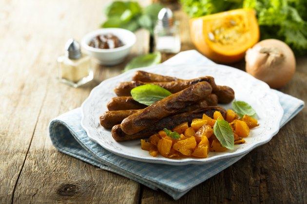 Turkey sausage recipe