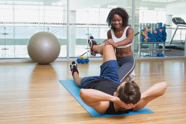 The Salary for a Personal Trainer With Certification