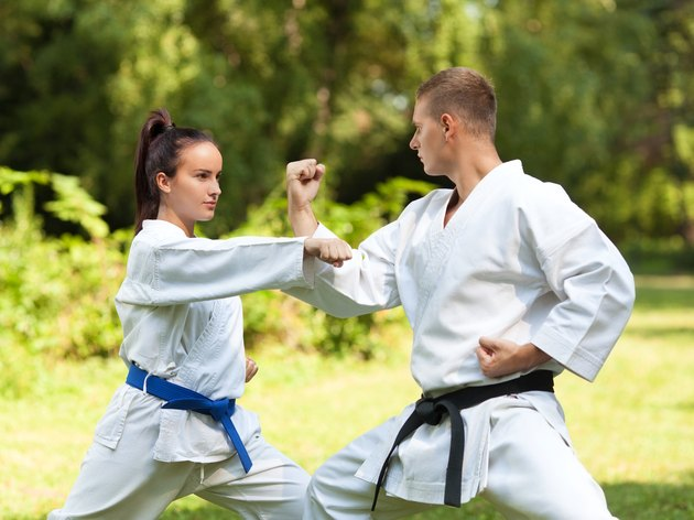 Martial Arts Exercise