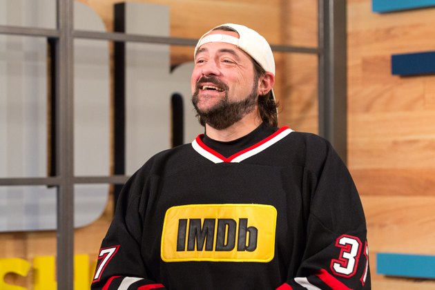 Kevin Smith Visits The IMDb Show For The Pilot Episode