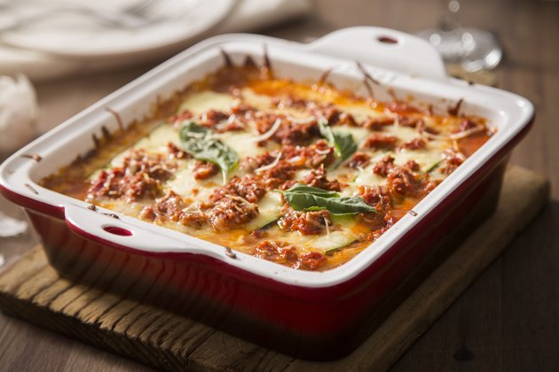 Zucchini Crock Pot Paleo Lasagna ground turkey recipes